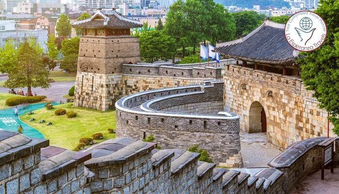 South Korea with Jeju Island