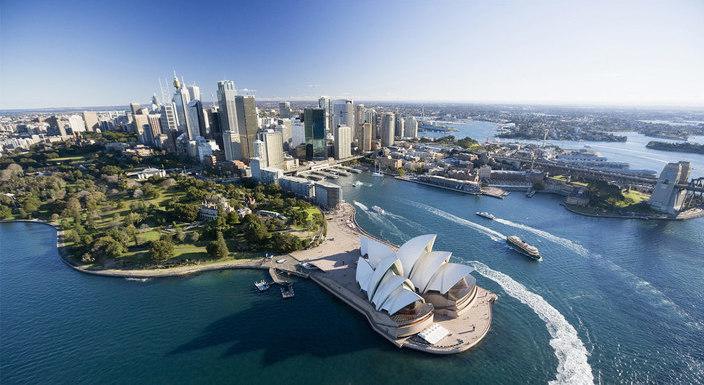 Magic of Australia