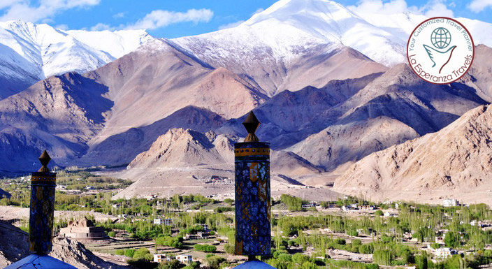 Ladakh Retreat From New Delhi