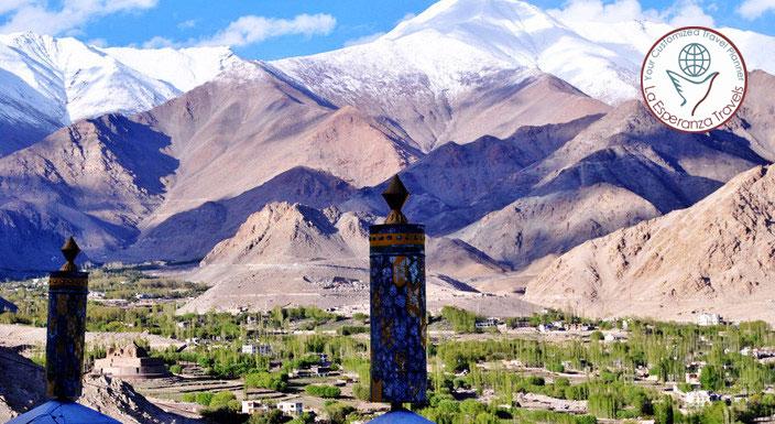 Ladakh Retreat From New Delhi