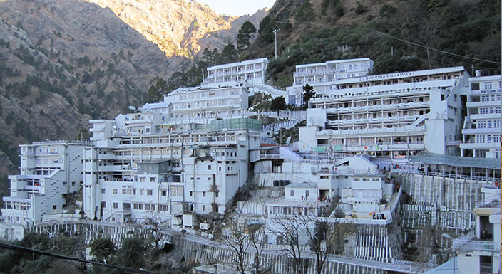 Golden Triangle with Vaishno Devi