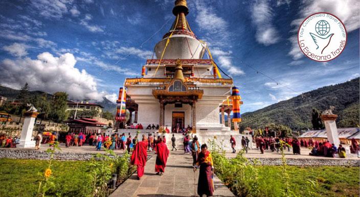 Breathtaking Bhutan (6 NIGHTS 7 DAYS)