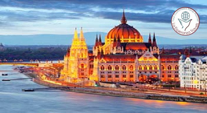 Paris to Budapest 10 Nights