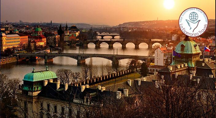Paris to Prague 12 Nights
