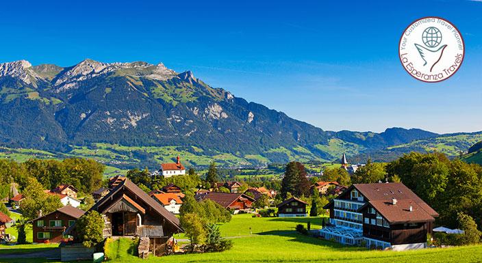 Switzerland to Munich 12 Days