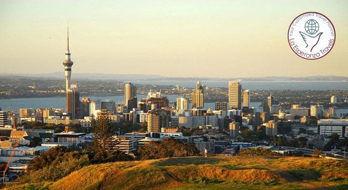 Enchanting New Zealand Vista