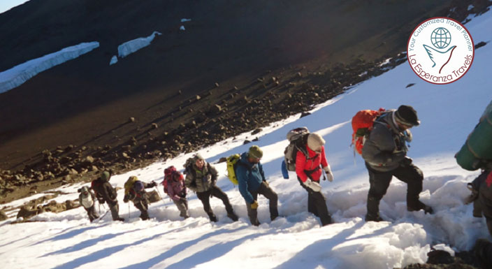 Kilimanjaro Climbing 6 Days Marangu Route