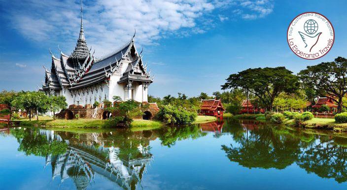 Charming Thailand