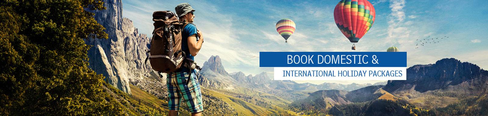 International Domestic Packages | La Esperanza Travels