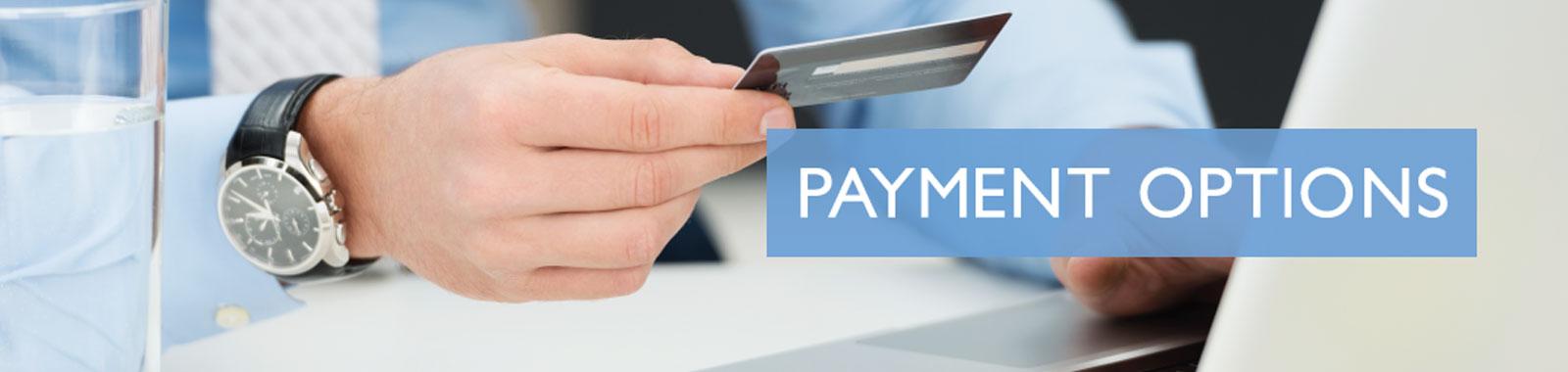 Payment Options | La Esperanza Travels