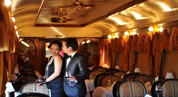 Luxury Train Holiday Packages