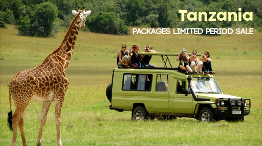 Tanzania Holiday Packages